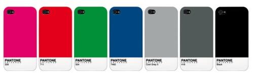 Funda Iphone  Pantone