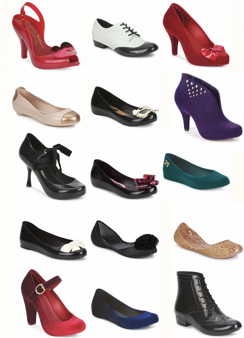 Ella era una chica pl stica quiero y necesito - Zapatos collage ...