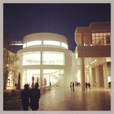 otro de mis lugares favoritos en LA... Getty center!